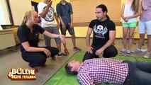 Bülent und Eckart im Erste-Hilfe-Kurs - Bülent und seine Freunde