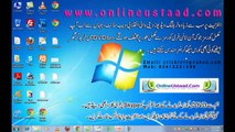 27 New PHP MySQL Tutorials in Urdu And Hindi part 27 inserting data into database