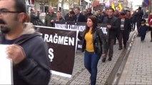 Siverek Eğitim- Sen, Siverek'te Uludere Olayını Protesto Etti