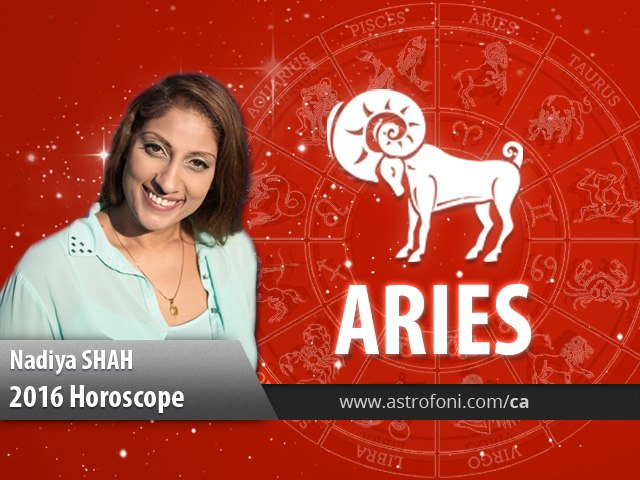 Aries 2016 Year-Ahead Horoscope by Nadiya Shah