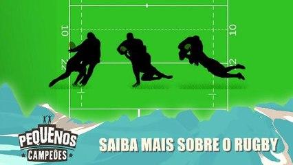 Conheça um pouco sobre o Rugby