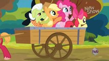 MLP FiM S4 E9 Pinkie Apple Pie - Apples to the Core Reprise