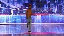 Un danseur hip hop tellement talentueux! Champion de breakdance
