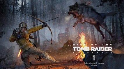 Rise of The Tomb Raider - Endurance Mode Gameplay de Rise of the Tomb Raider