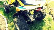 Kłady suzuki ltz400 :: Suzuki ltz k8 + Suzuki ltz k10 :: bliźniaki quady