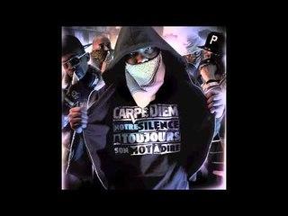 """CARPE DIEM """"Ghetto"""" (son officiel )"""