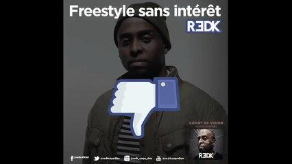 R.E.D.K. - Freestyle #SansIntérêt -
