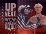 Ric Flair vs Randy Savage, WCW Monday Nitro 25.12.1995