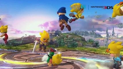 Super Smash Bros : Spot TV Japonais - DLC Super Smash Bros.