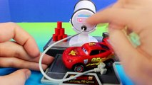Disney Pixars Cars 2 Lightning McQueen Alive Fully Animated With Mater