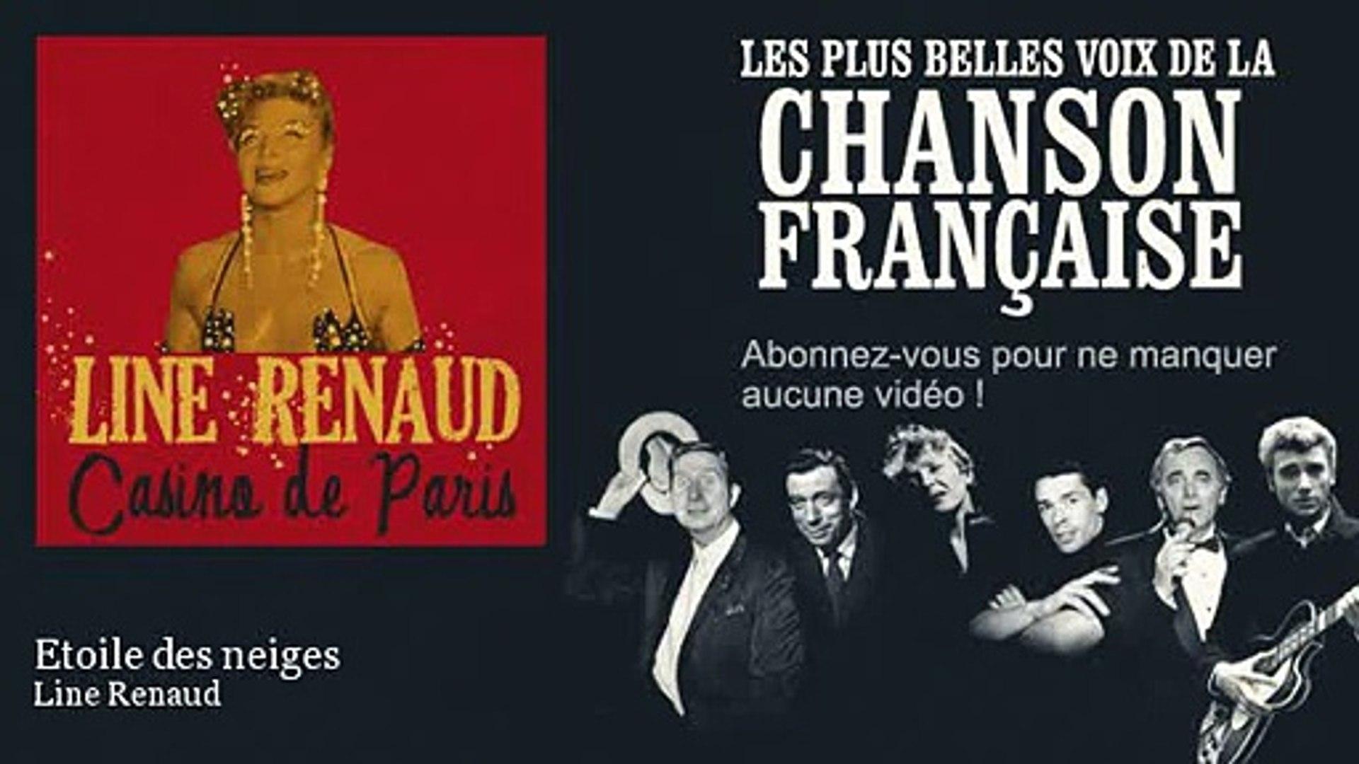 Line Renaud Etoile Des Neiges