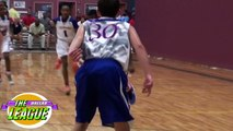 6th Grader Dunker Jai Smith - 12 Years Old Dunking with Ease - We All Can Go - THE LEAGUE Finals