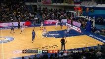 Highlights: Khimki Moscow region-CSKA Moscow