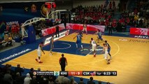 Assist of the Night: Nando De Colo, CSKA Moscow