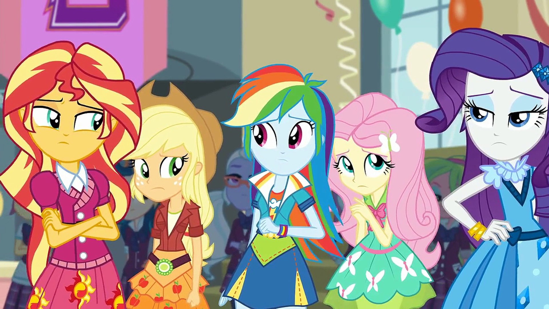 - My Little Pony Equestria Girls: Friendship Games (Japanese, Part 2