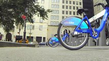 Man Riding Citi Bike Across Country Makes It From New York To California