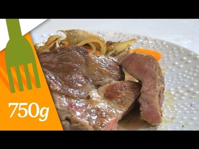 Recette de Côtes de porc - 750 Grammes