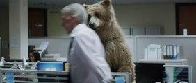 Les vacances des ours chez Center Parcs / Spot TV