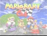 Mario Kart 64: Kalimari Desert
