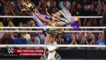 WWE Network Nia Jax anxiously awaits her TV debut WWE Breaking Ground