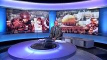 Palestinian rapper & Israeli campaigner debate escalation of violence - BBC News