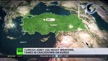 Crackdown on Kurds: Turkish PM promises more ops, locals fear massacre