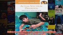 Autism Spectrum Disorders A Reference Handbook Contemporary World Issues