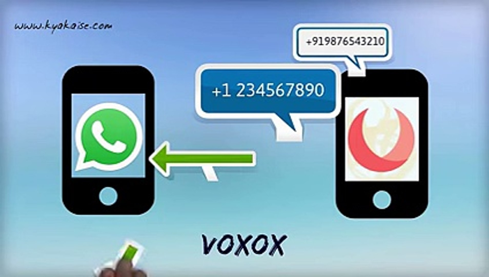 How To use Whatsapp Without SIM- Bina SIM Card Ke Whatsapp Kaise Istemaal  Karte Hain