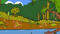Les plantes carnivores 2ème partie dessin ANM éducatif Genikids pour enfant vidéo