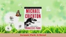 Read  Jurassic Park A Novel Ebook Free