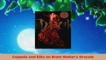 PDF Download  Coppola and Eiko on Bram Stokers Dracula PDF Online