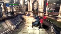 Devil May Cry 4 Special Edition (PS4 1080p 60fps) Vergil Gameplay Walkthrough Mission Part (20)