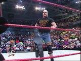 Stone Cold, Chris Jericho, Triple H & Chris Benoit segment (RAW 21.5.2001)