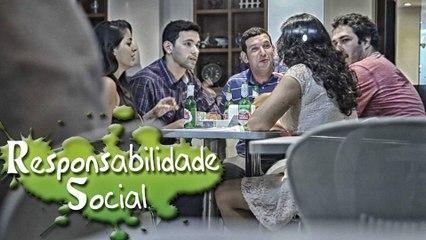 RESPONSABILIDADE SOCIAL - SOCIAL RESPONSABILITY (Subtitled)