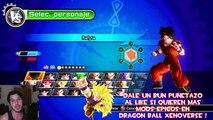 Dragon Ball Xenoverse MOD : GOKU ZOMBIE SSJ GOD - THE WALKING GOKU ( HALLOWEEN )