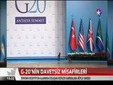 Turkey: Putin arrives in Antalya ahead of G20 summit