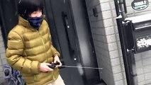 東京に13年ぶりに大雪が降ったので遊んでみた!