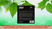 Read  The Edinburgh Companion to Samuel Beckett and the Arts Edinburgh Companions to Literature Ebook Free