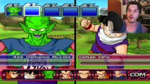 Dragon Ball Z Budokai Tenkaichi 3 : VILLANOS DE DRAGON BALL VS VILLANOS DE DRAGON BALL GT !