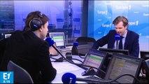 """Guillaume Larrivé : """"Je ne voterai pas en l'état la révision de la Constitution"""""""