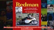 Jim Redman  Six Times World Motorcycle Champion  The Autobiography