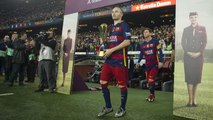 """Iniesta: """"Leo Messi is spectacularly consistent"""""""