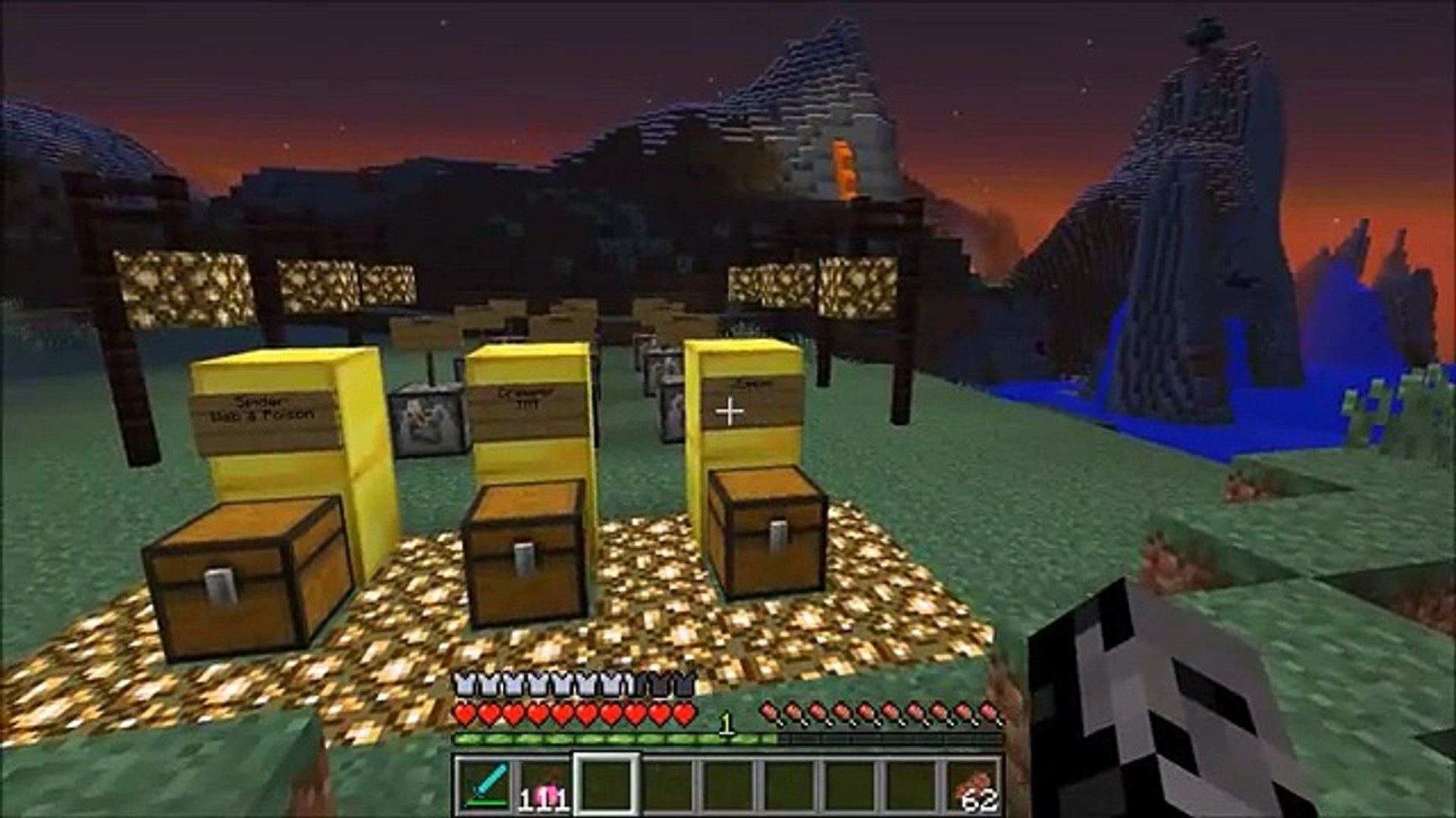 Minecraft_ PET MOBS MOD (PET CREEPERS, PET SPIDERS, & PET ZOMBIES!) Mod Showcase