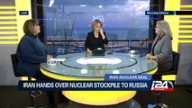 12/30: Iran nuclear deal: shipment paves way to Western sanctions relief