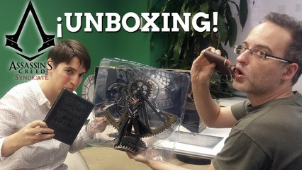Unboxing Edición Especial Assassins Creed Syndicate