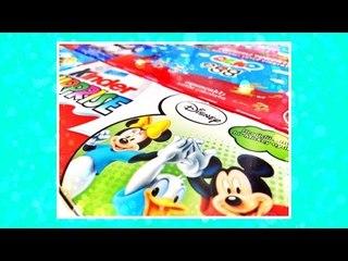 ✔ Шоколадные Яйца - Киндер Сюрприз. Друг всех детей – Микки Маус / Miki Mouse Kinder Surprise ✔