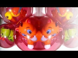 ✔ Шоколадные Яйца - Киндер Сюрприз. Дятел Вуди и его Друзья / Woody Woodpecker. Kinder Surprise ✔