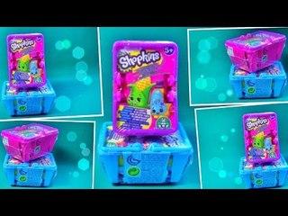 ✔ Шоколадные яйца - Киндер Сюрприз. Новые Игрушки - Персонажи Шопкинс. Shopkins Kinder Surprise ✔