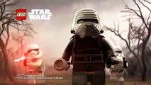 LEGO Star Wars 75139 Battle on Takodana & 75140 Resistance Troop Transport (2016)