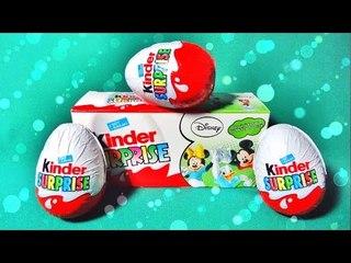 ✔ Шоколадные Яйца - Киндер Сюрприз. Веселый Кролик Багз Банни / Bugs Bunny Kinder Surprise ✔